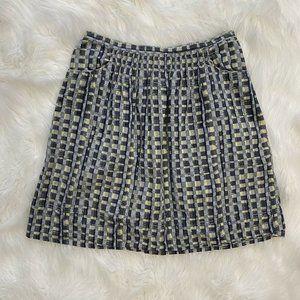 Bonpoint Girls Skirt Smocked Size Small